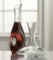 Galway Living Clarity Tall Carafe